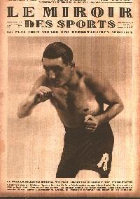 Librairie le sportsman livres revues documents for Le miroir des sports
